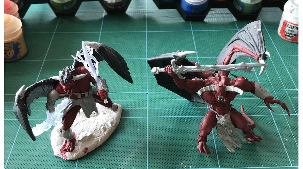 Balor Demon vs Daemon Prince