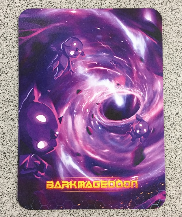 barkmageddon card
