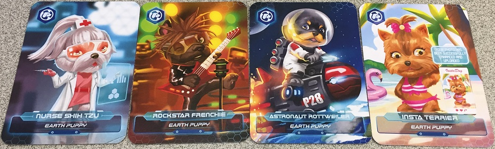 earth puppy cards