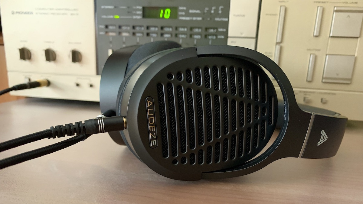 Audeze LCD1 headphones review
