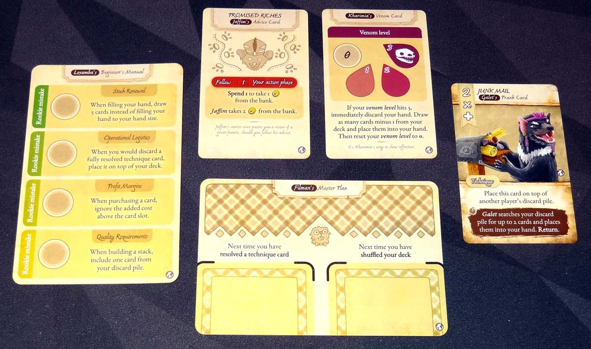 Dale of Merchants Collection specialty cards