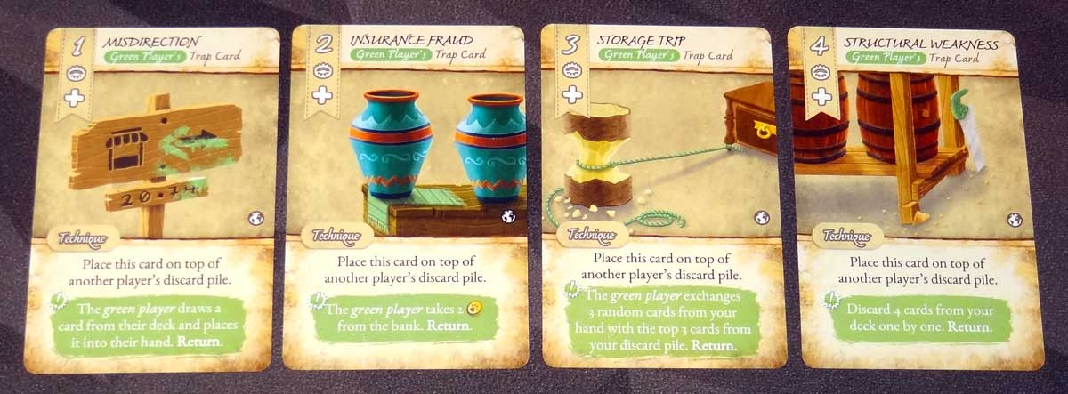 Dale of Merchants Collection trap cards