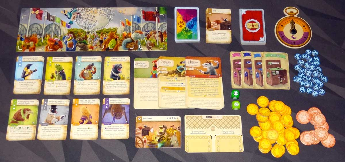 Dale of Merchants Collection components