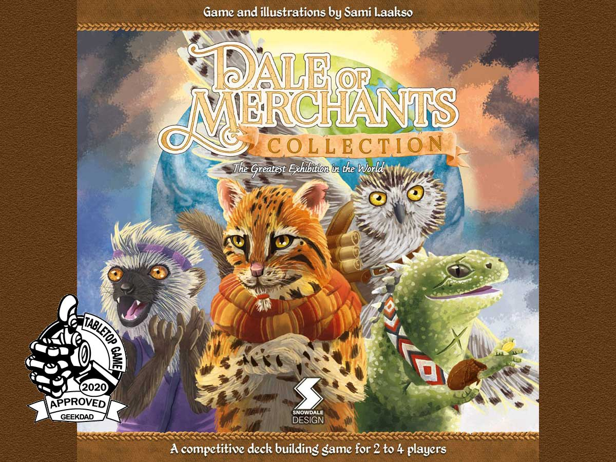 Dale of Merchants Collection - box cover