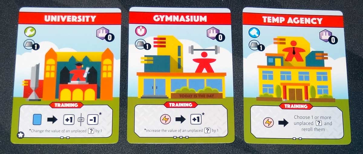 Fantastic Factories training cards