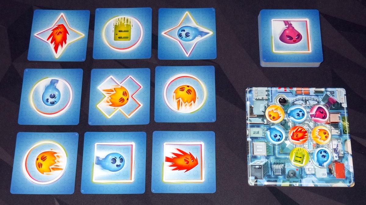 Flash 8 Solo game setup