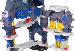 Geek Daily Deals 103120 fisher price batcave set