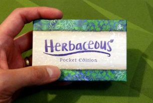 Herbaceous Pocket