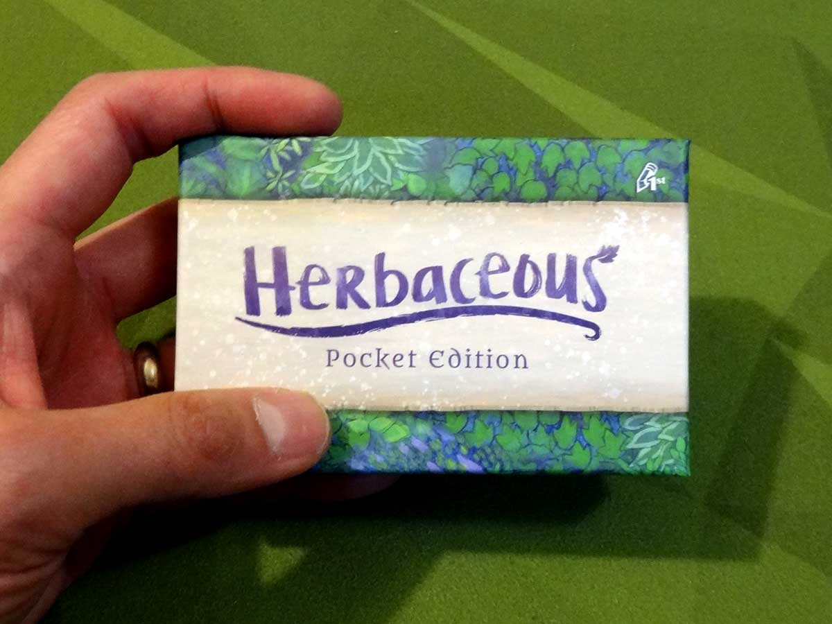 Herbaceous Pocket