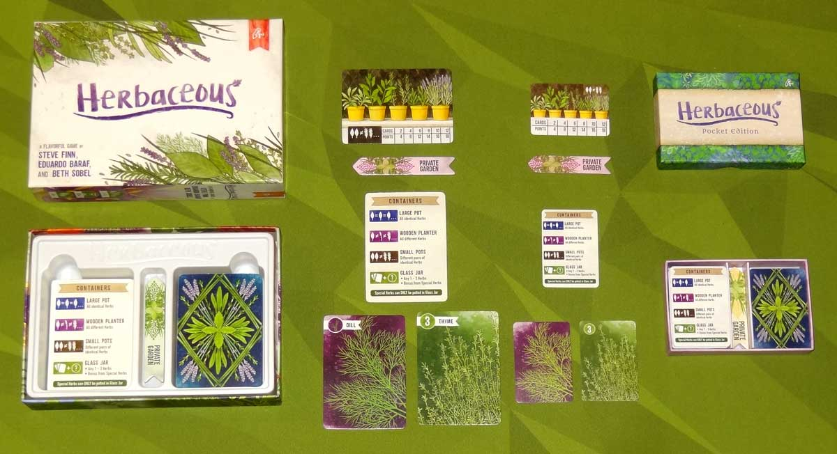 Herbaceous and Herbaceous Pocket side by side comparison