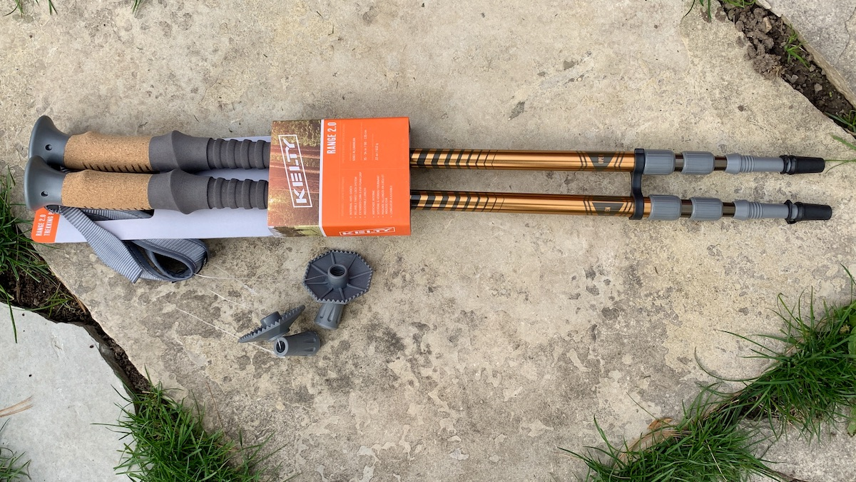 Kelty hiking poles review