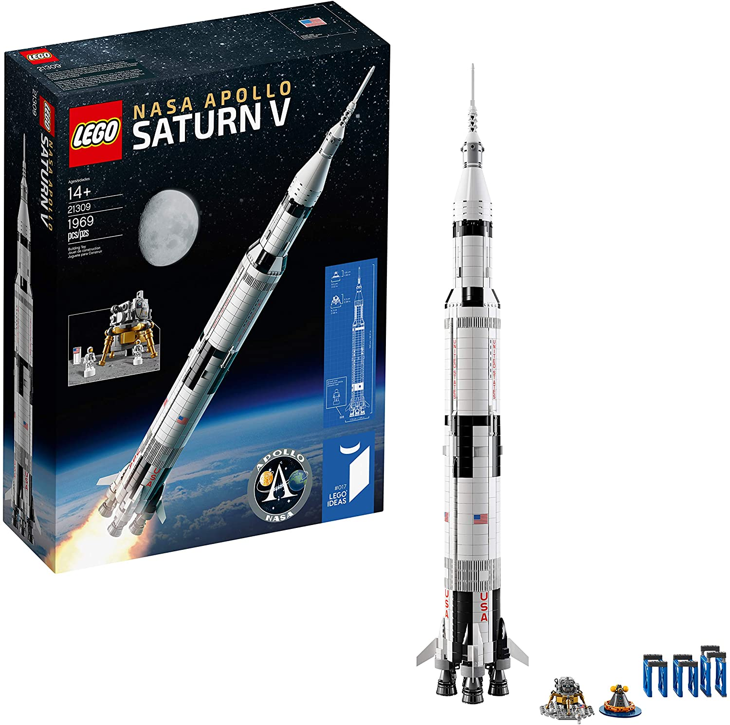 LEGO Saturn V Kit
