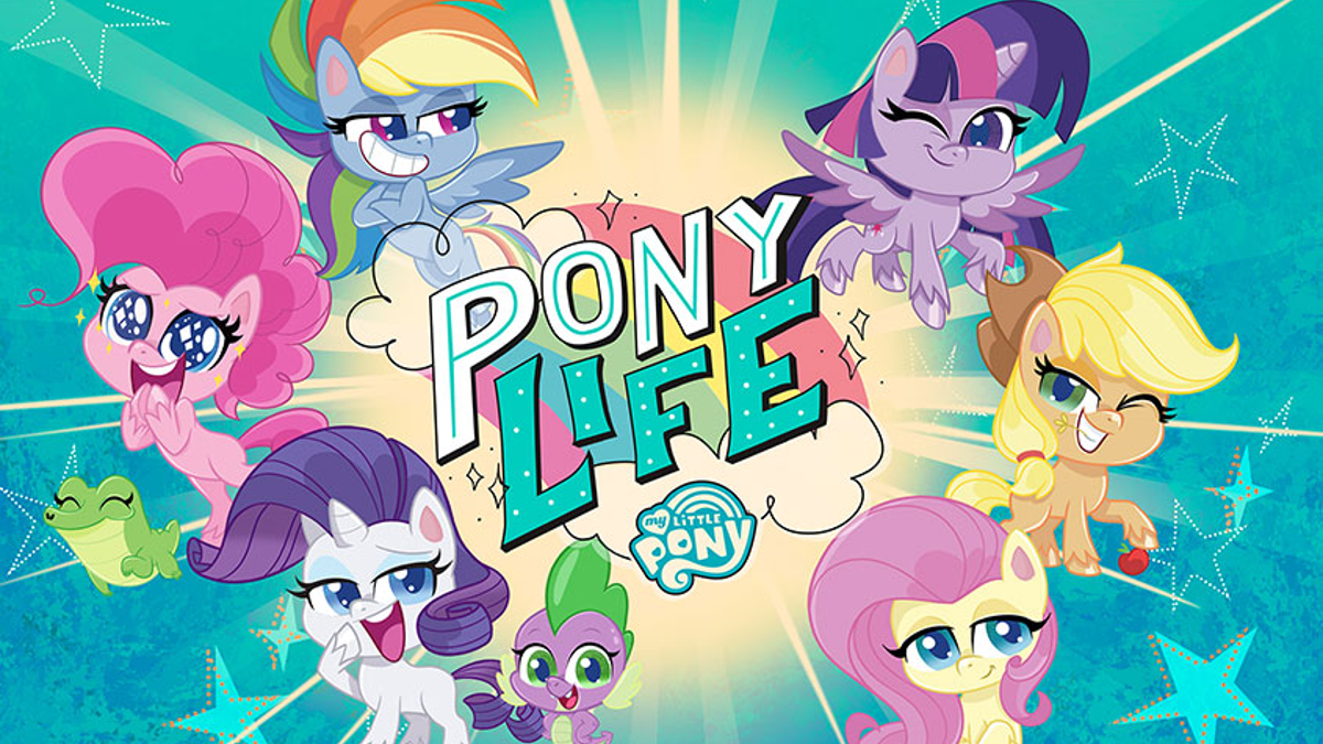 My Little Pony: Pony Life' Debuts Saturday, November 7 - GeekDad