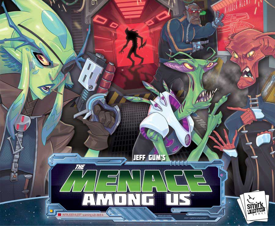The Menace Among Us cover