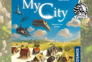 My City box cover