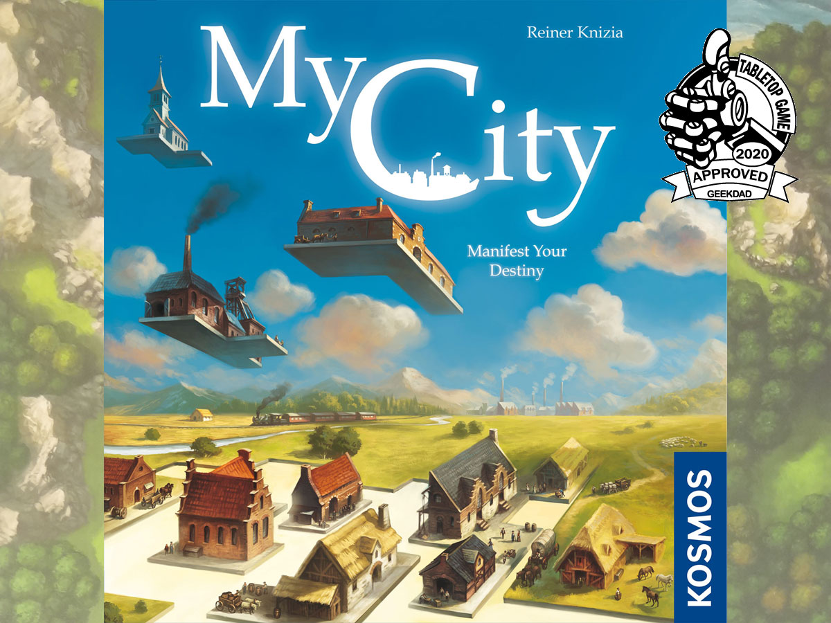 My City box cover