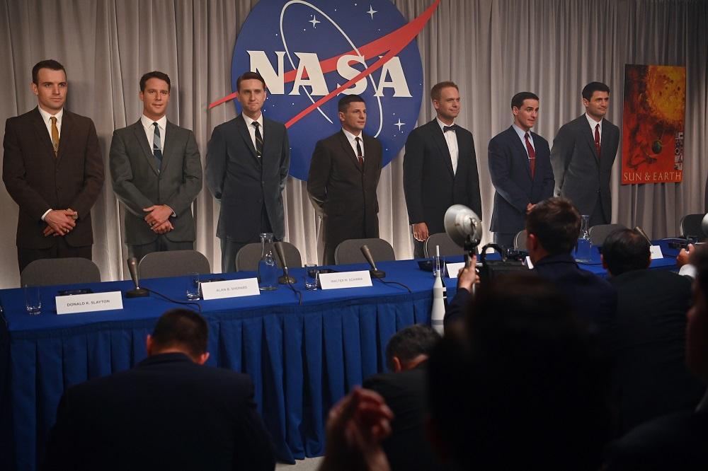 Mercury Seven press conference