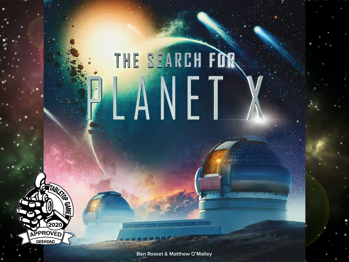 The Search for Planet X cover