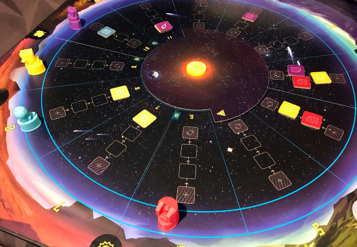 The Search for Planet X gameplay