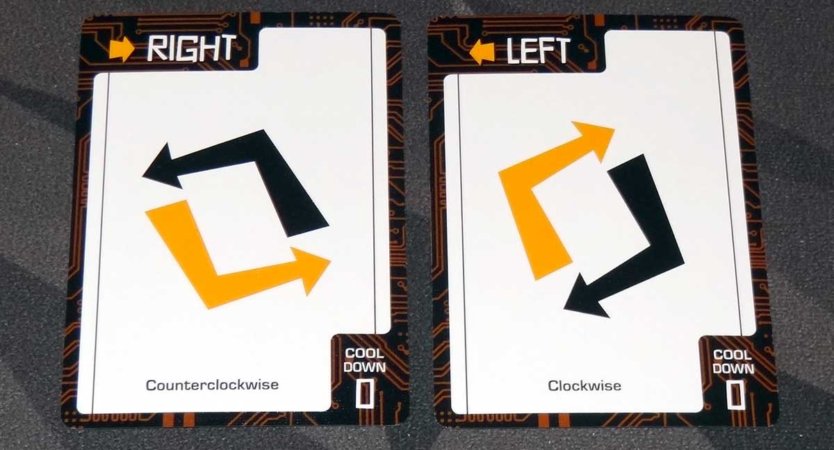 Slip Strike movement cards