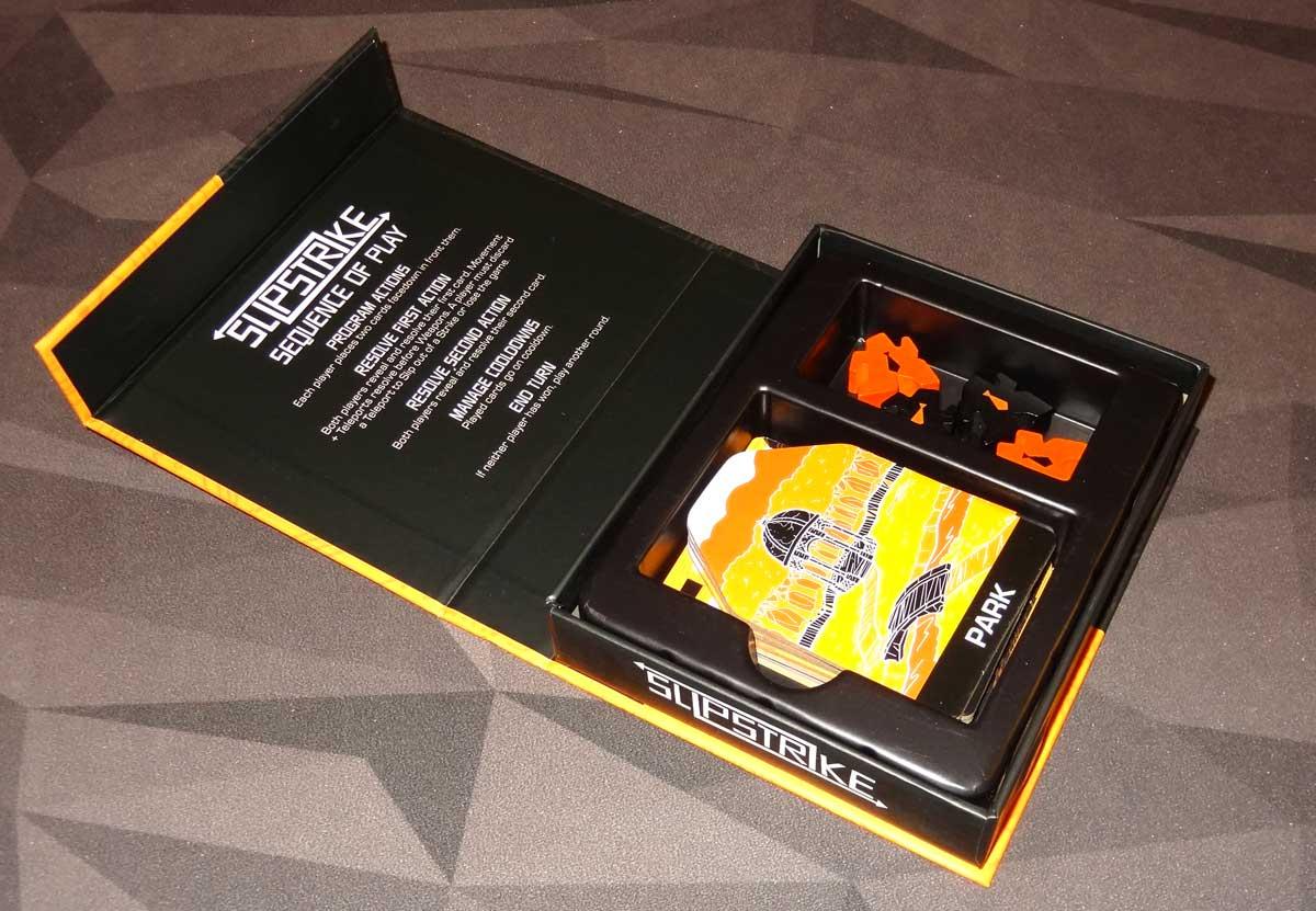 Slip Strike box