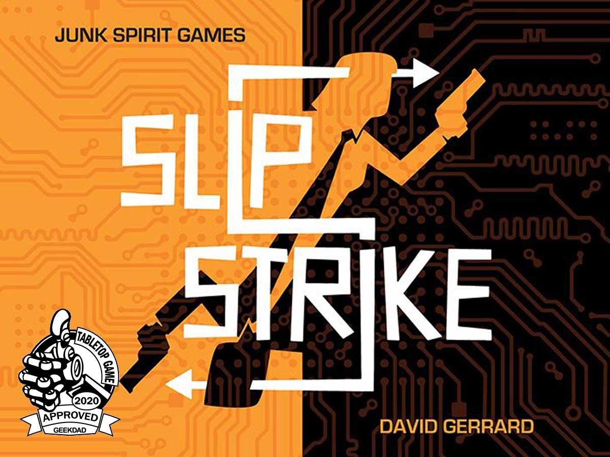Slip Strike cover
