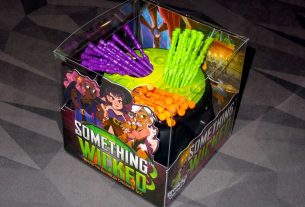 Something Wicked box