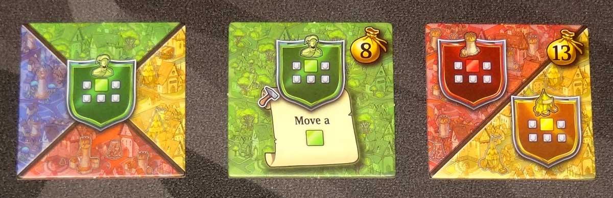 Sorcerer City shield goals