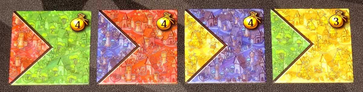 Sorcerer City tiles