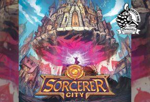 Sorcerer City box cover
