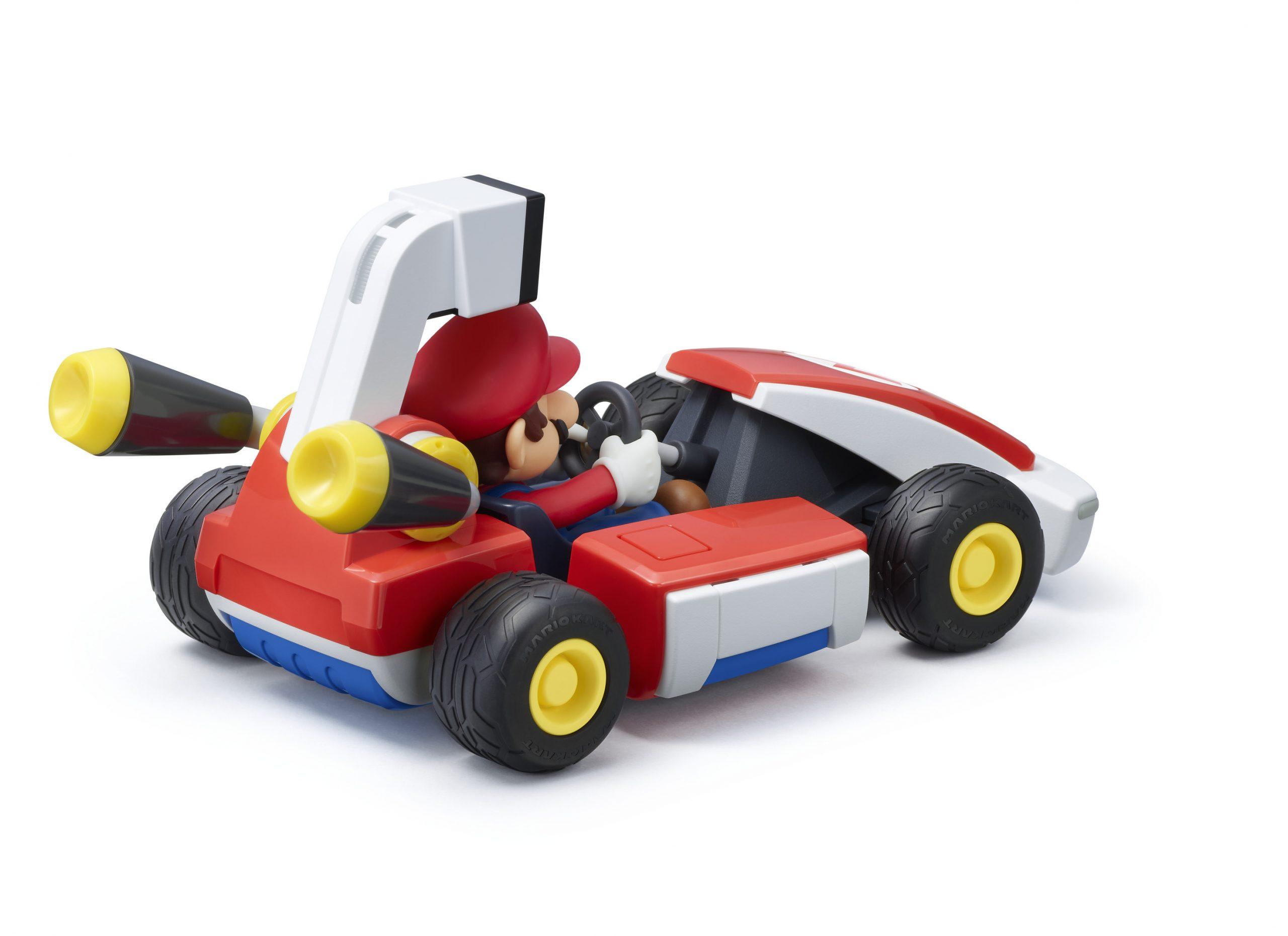Mario Kart Live: Home Circuit Mario's kart