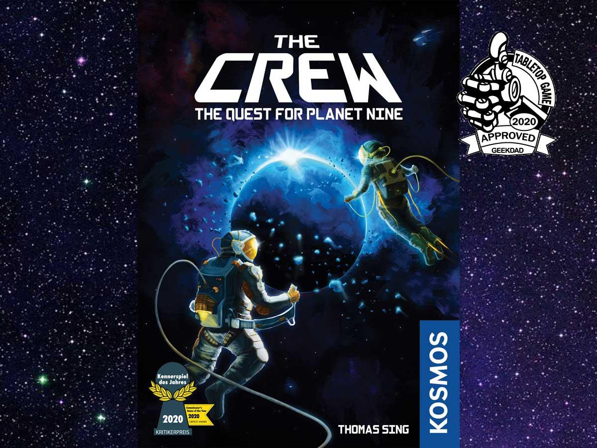 The Crew box cover