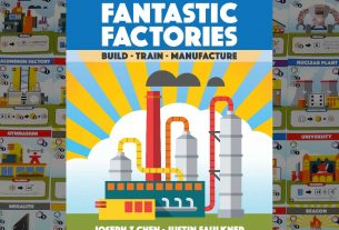Fantastic Factories box cover