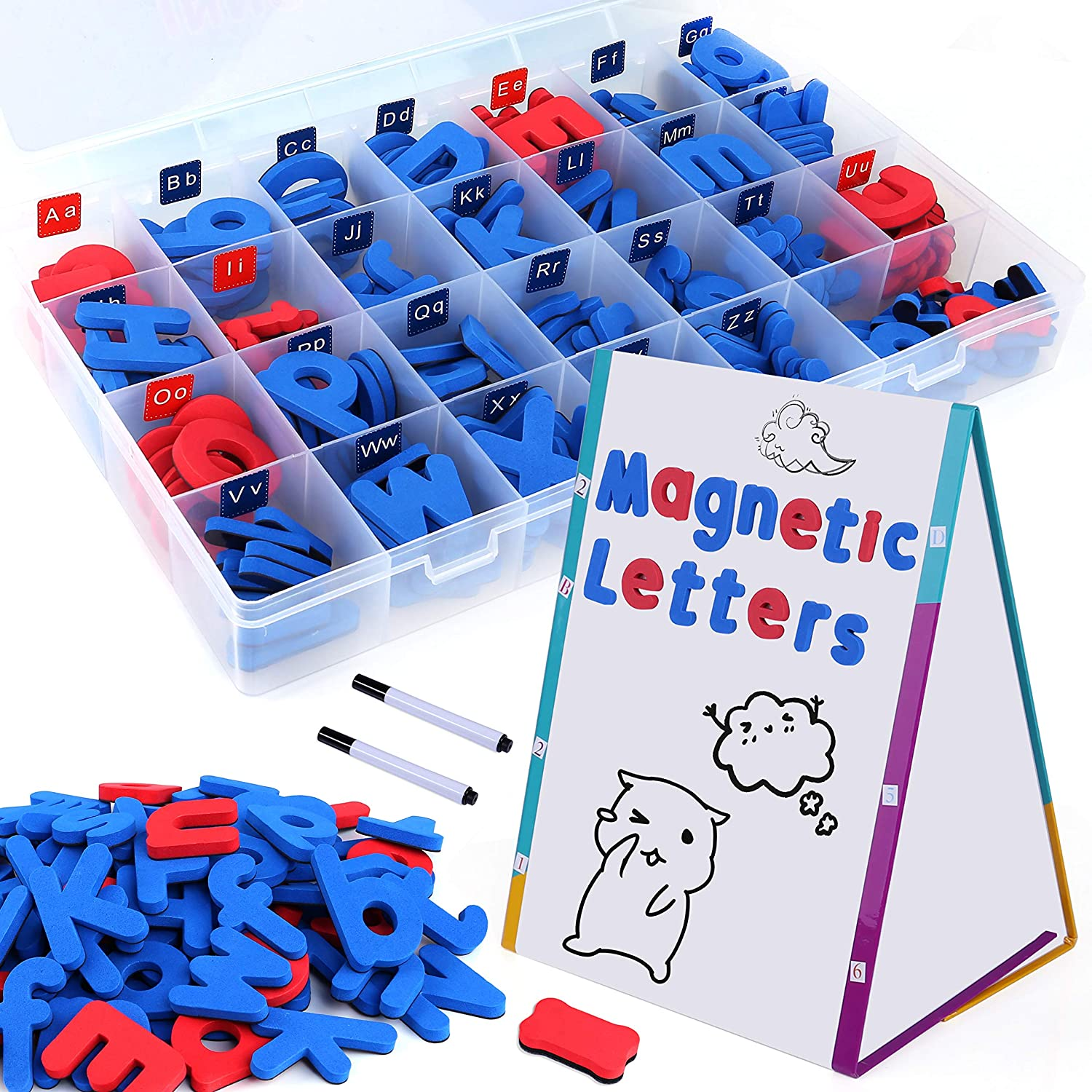 Geek Daily Deals 101020 magnetic letters