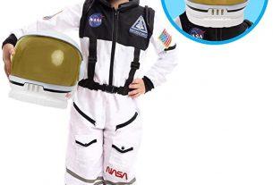 Geek Daily Deals 100420 nasa costume