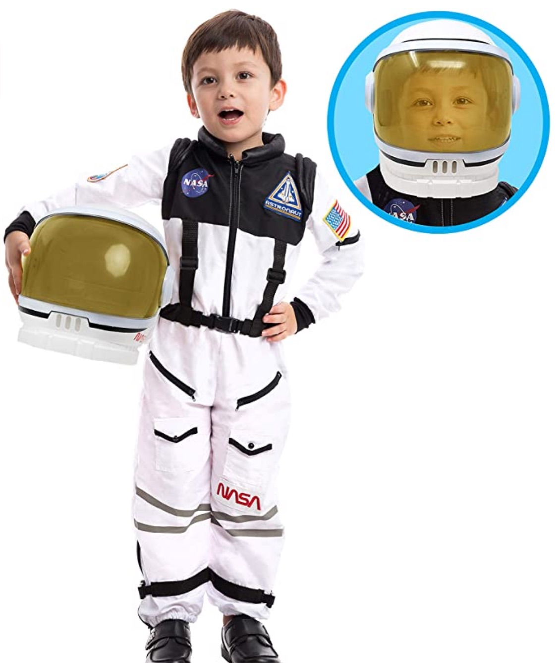 Geek Daily Deals 100420 nasa costume