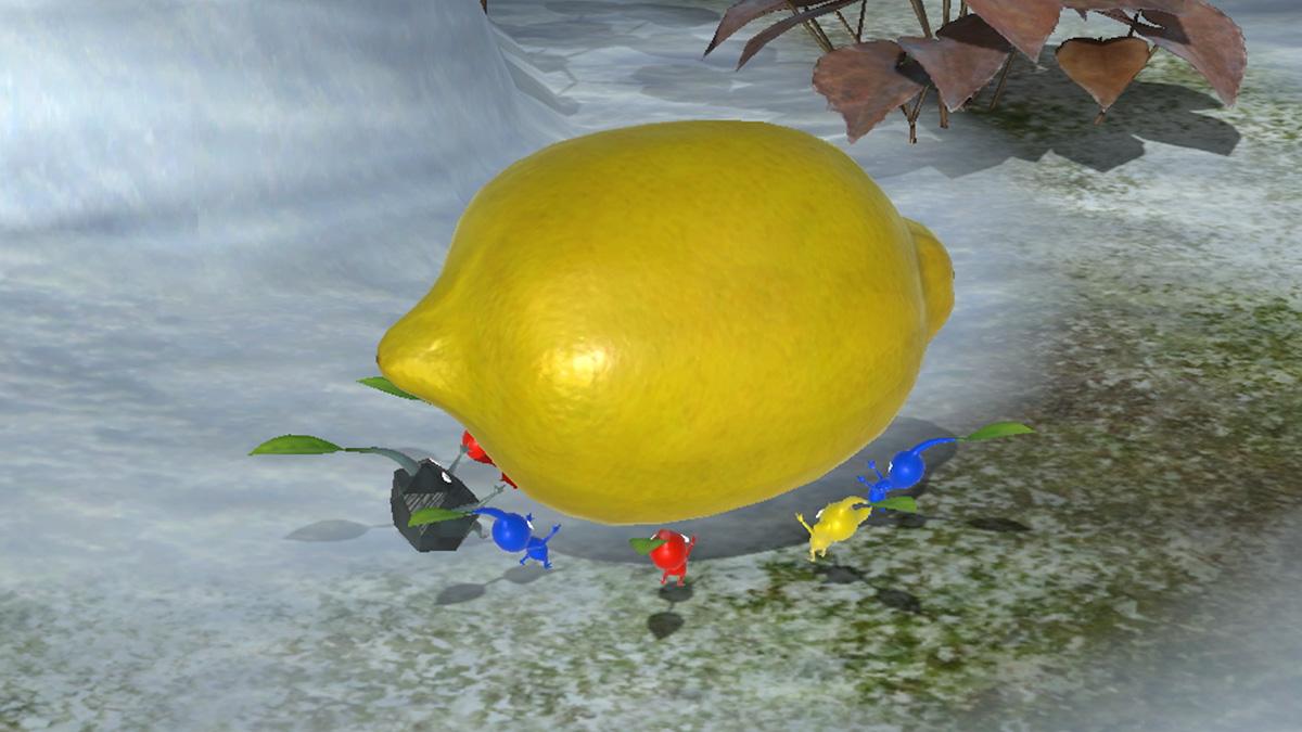 pikmin 3 deluxe fruit