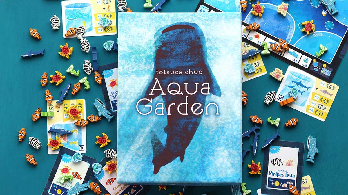 Aqua Garden banner