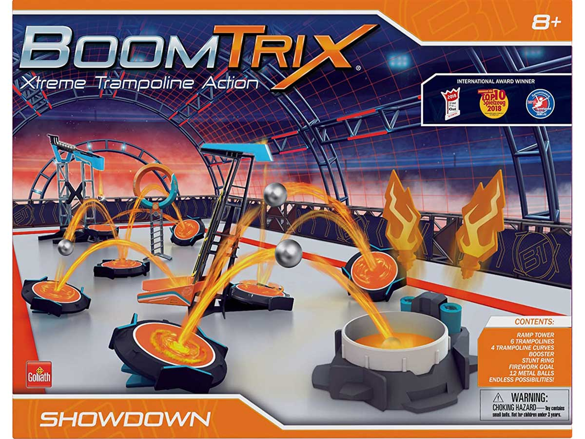 BoomTrix Showdown box