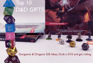 dungeons & dragons gifts