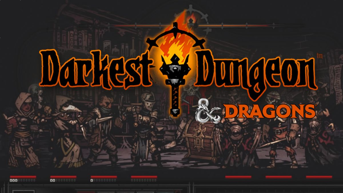 Darkest Dungeon Apprentice Level Monster Manual