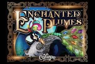 Enchanted Plumes cover