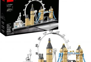 Geek Daily Deals 111820 lego london skyline