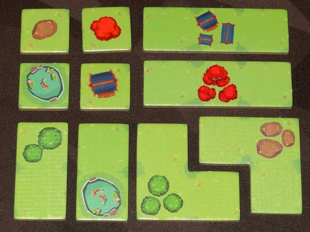 Miyabi garden tiles