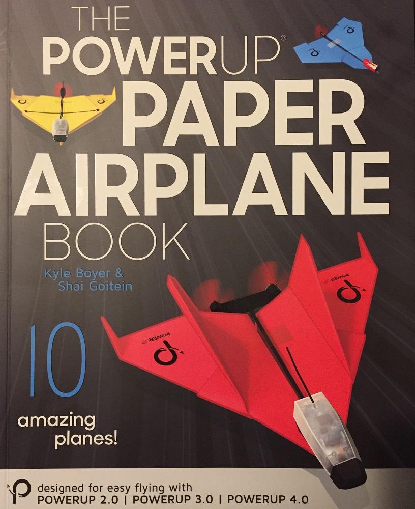 PowerUp book