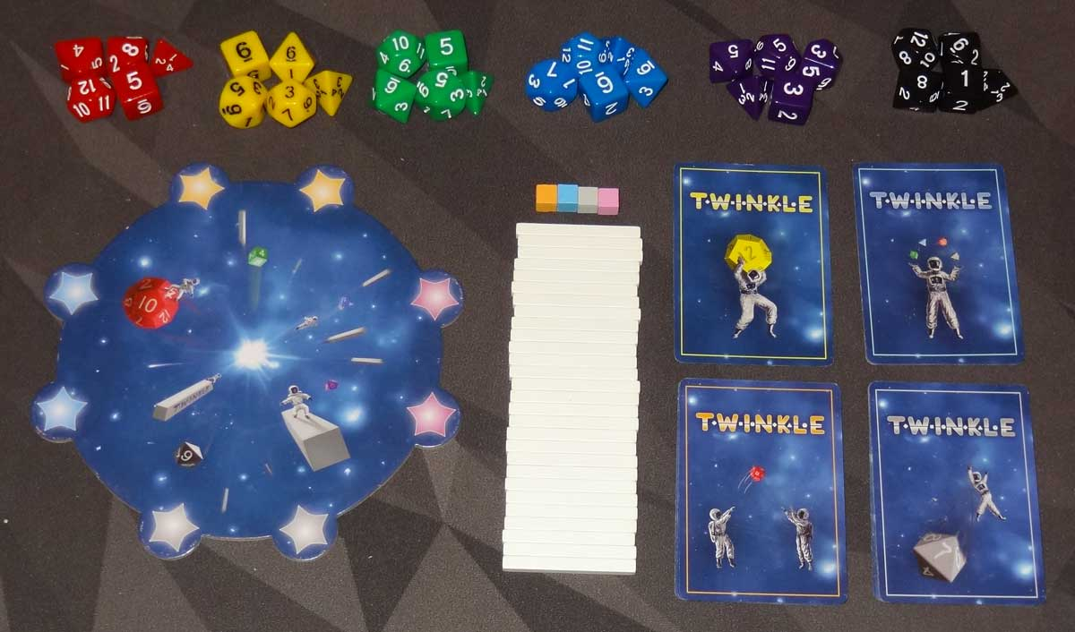 Twinkle components