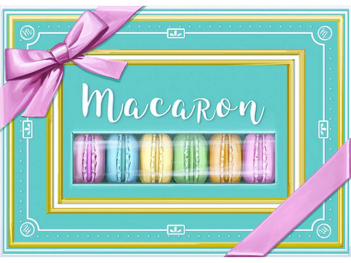 Macaron cover