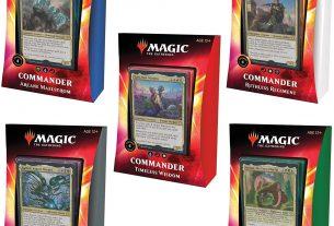 Geek Daily Deals 111420 magic ikoria cards