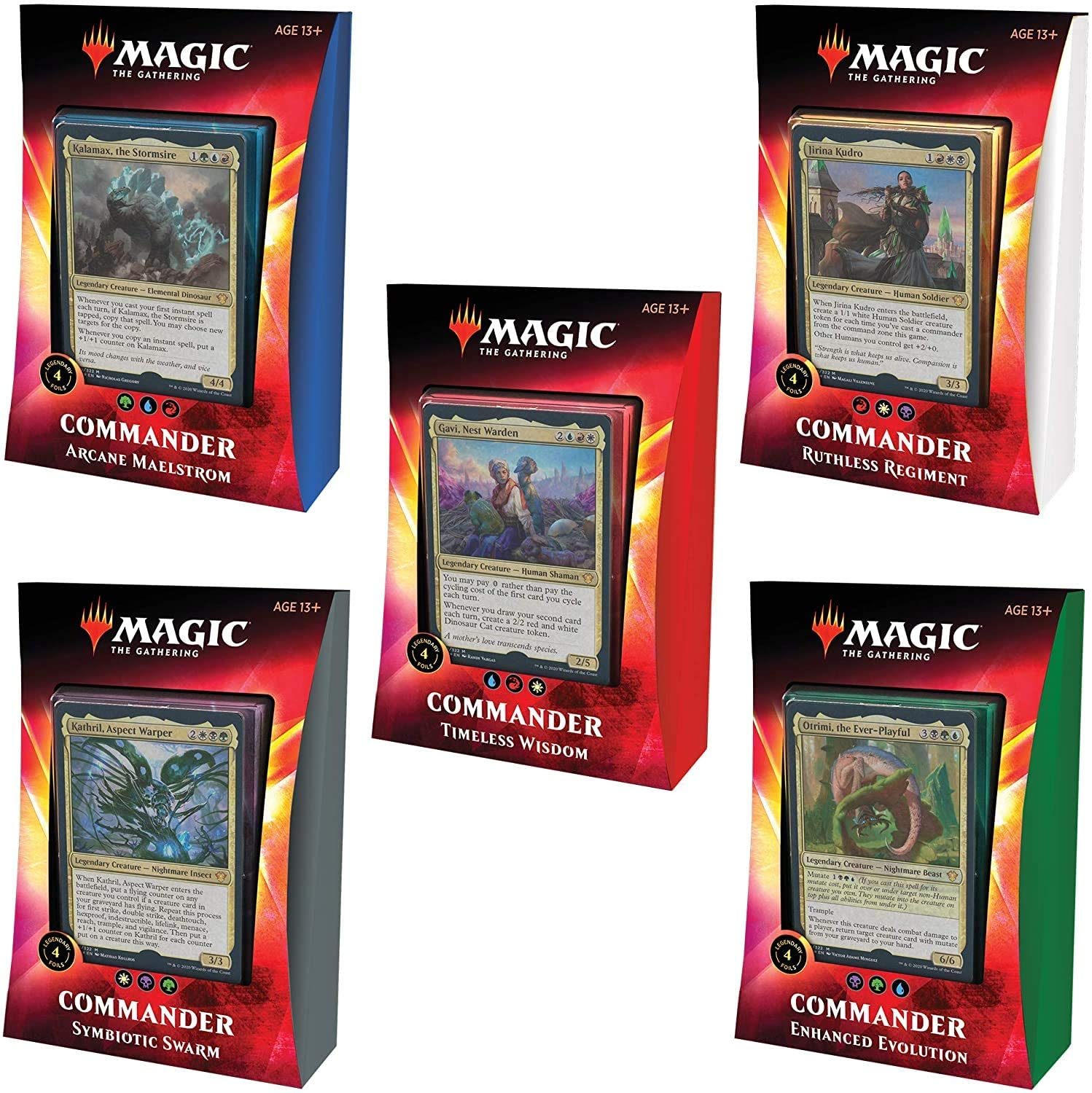 Geek Daily Deals 111420 magic ikoria cards