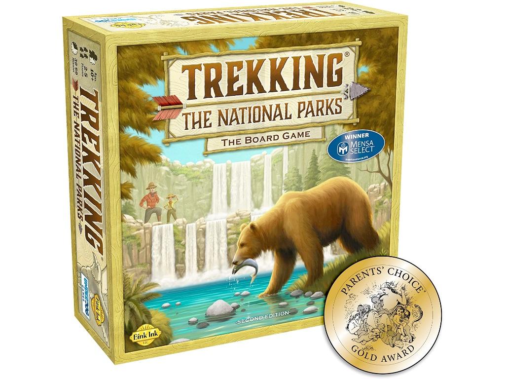 Geek Daily Deals 121520 trekking game